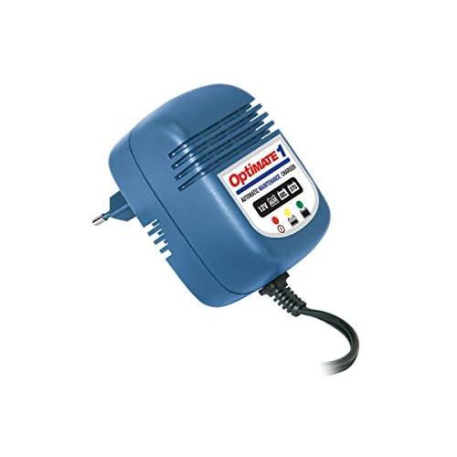 TecMate OptiMATE 1STD TM88 Appareil de maintenance et de charge de batterie 12V 3niveaux de réglage