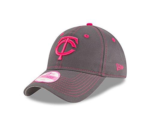 MLB Minnesota Twins Women's 2016 Mother's Day 9Twenty Adjustable Cap, One Measurement, Pink – DiZiSports Store