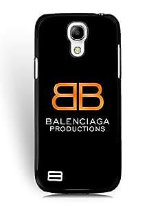 SkinMethods-Fundas Case Balenciaga for Samsung Galaxy S4 Mini Defender Fundas Caso para Samsung Galaxy S4 Mini (I9195) Fashionable