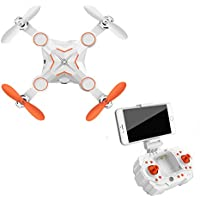 Mini Drones with Camera hd Live video Can be Folded Pocket Mini Quadcopter with Camera
