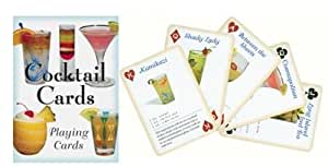 Cocktail Playing Cards Cocktail Cards
