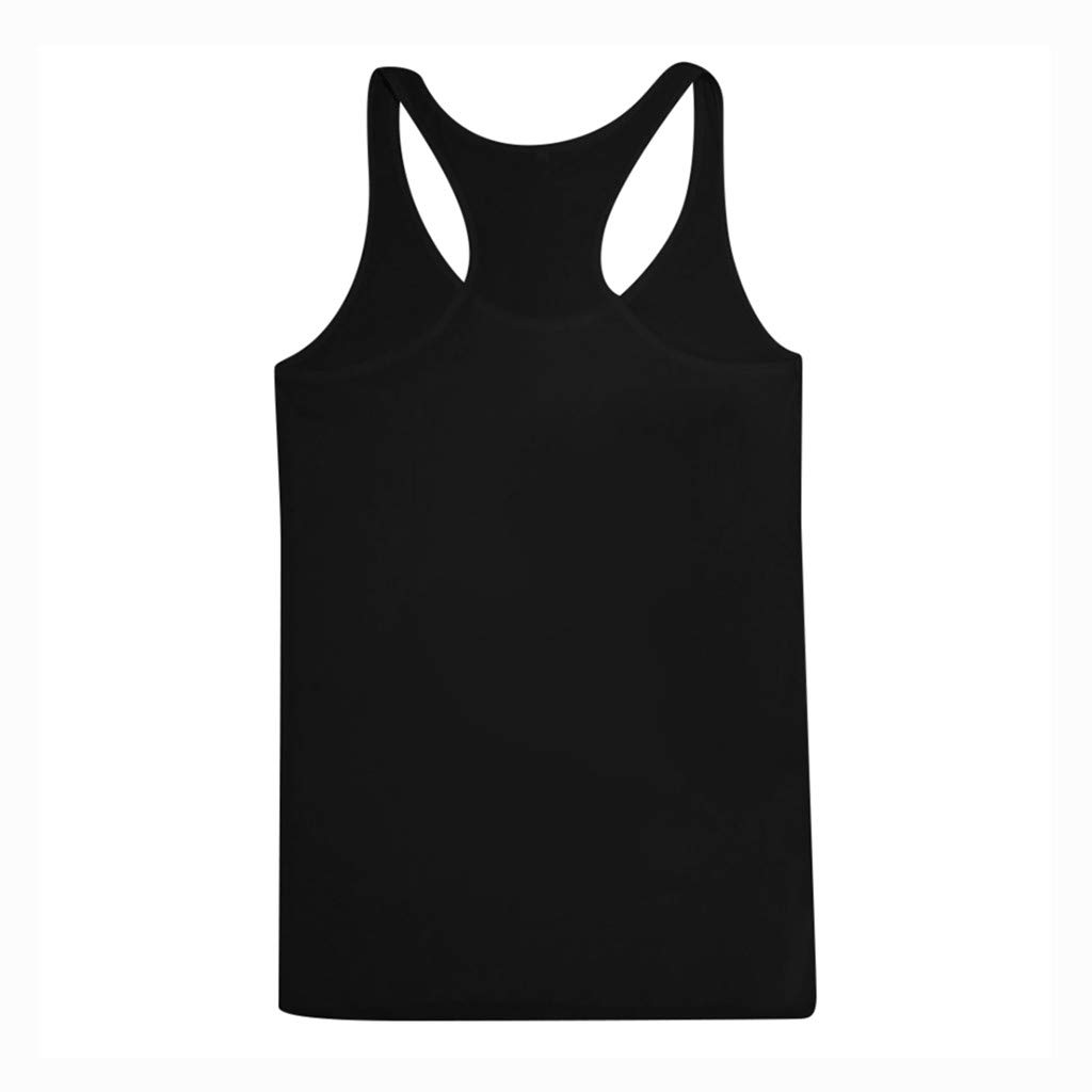 c606944102a15 Dainzuy Tank Tops for Women Plus Size Graphic Printed Sleeveless T-Shirt  Tops Summer Casual Round Neck Cute Vest Blouse at Amazon Women s Clothing  store