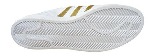 adidas - zapatilla baja hombre FTWWHT/GOLDMT/FTWWHT S81726
