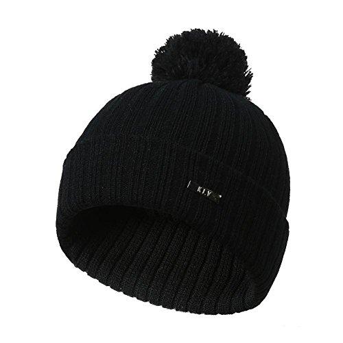 4cd06977a67ba Winter Hats Binmer Men Women Pom Pom Warm Hat Knitting Wool