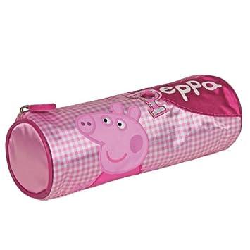 Estuche portatodo corazones Peppa Pig: Amazon.es: Juguetes y juegos