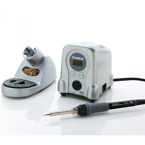 HAKKO FX-888D estación de soldadura color plata: Amazon.es: Bricolaje y herramientas