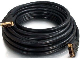 100ft Pro Series Dvi-d Cl2 M/M Dual Link Digital Video Cable by C2G