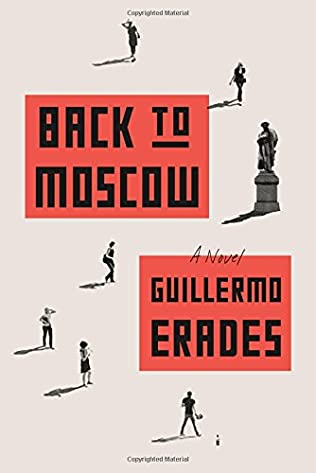 book cover of Back to Moscow
