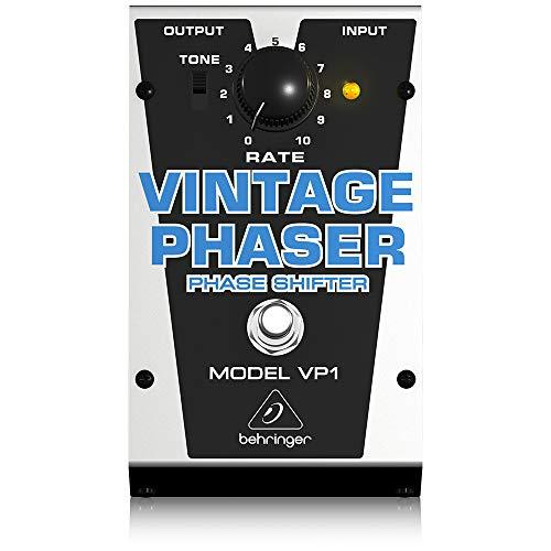 Behringer Vintage Phaser VP1 Authentic Vintage-Style Phase Shifter Instrument Effects