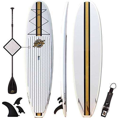 Premium Stand Up Paddle Board & Carbon Fiber Paddle Package - 10