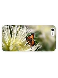 3d Full Wrap Samsung Galsxy S3 I9300 Animal Butterfly On White Flower