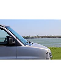 antennamastsrus 1996 2015 Chevrolet Express Van 1500 Repuesto antena, Negro