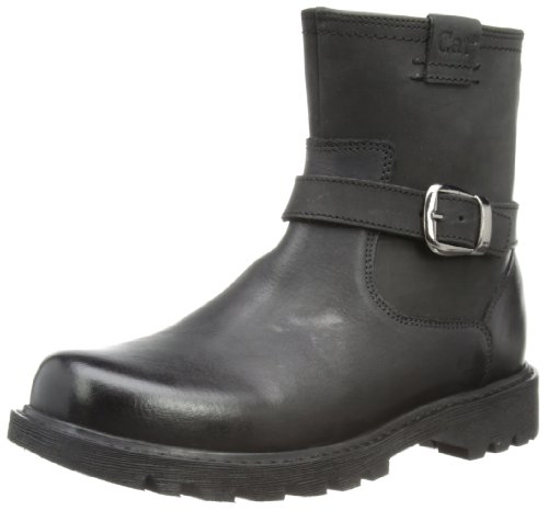 Caterpillar Everyday Biker Chukka Damen Boot Schwarz