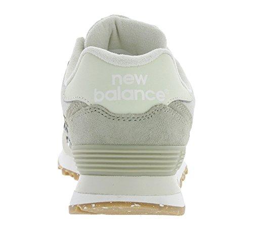 New Balance 574 Schuhe Herren Herren Sneaker Turnschuhe Beige ML574SEA Beige