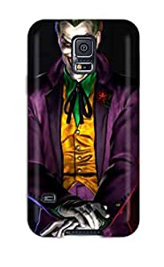 Excellent Design The Joker Case Cover For Galaxy S5