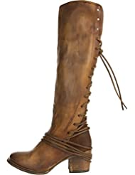Freebird by Steven for Women: Coal Tan Boots