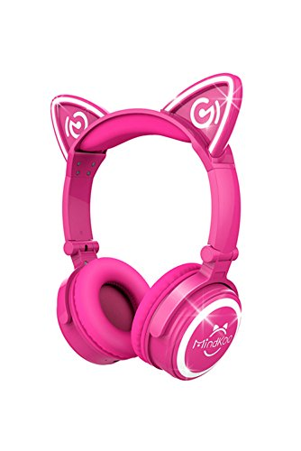 Stereo Earphone for iPhone 5 (Pink) - 4