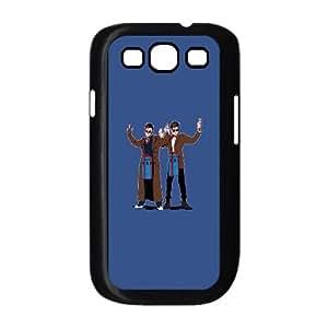 Samsung Galaxy S3 9300 Cell Phone Case Black Dr Who Suprise Tardis Fsghl