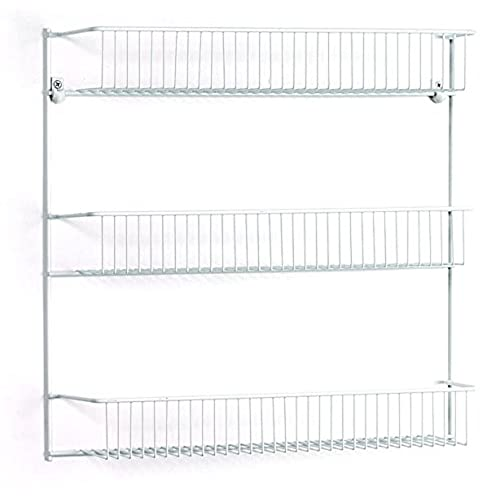 Wire Shelves Wall Mounted: Amazon.com