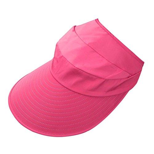 RNTOP Women Summer Sun Hats Sun Visor Hat Sun Hats With Big Heads Beach Hat (Hot - Sun In Hot City The Summer