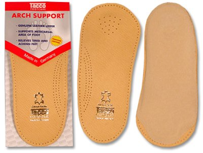 Tacco Arch Support - 3/4 Length - Size Mens 11