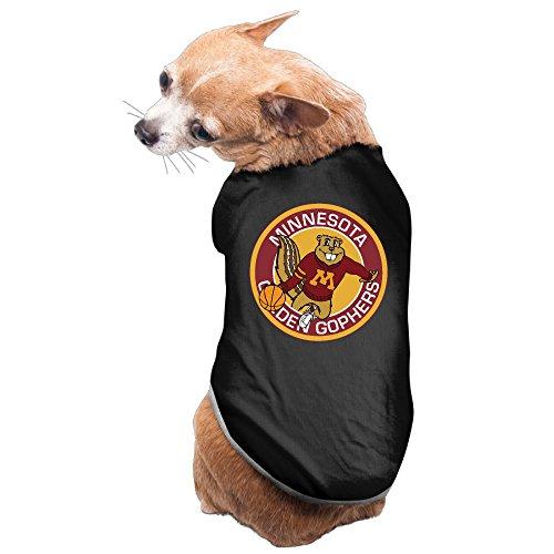 [Minnesota Golden Gophers Logo Puppy Costumes] (Gopher Costumes)