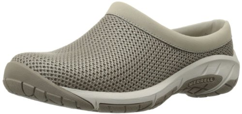 018465633169 - Merrell Women's Encore Breeze 3 Slip-On Shoe,Aluminum,9.5 M US carousel main 0