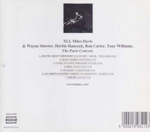 XLI. Miles Davis & Wayne Shorter, Herbie Hancock, Ron Carter ...