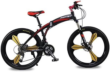 Rich Bit® - Mountain Bike/ MTB/ Bicicleta Plegable RT-601 ...
