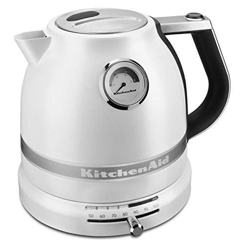KitchenAid KEK1522FP Pro Line Frosted Pearl White 1.5 Liter