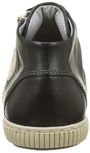Pataugas Bumper/T, Sneaker a Collo Alto Uomo Nero (Noir)