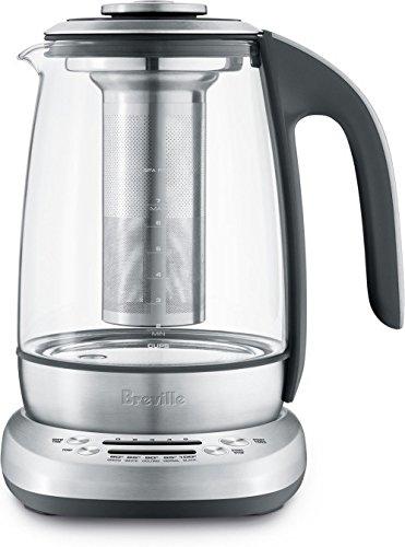 Breville Stainless Steel Smart Tea Infuser Kettle