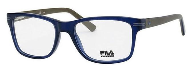 49aedf05c8c Fila Glasses Men VF8898 892 Blue Full Frame  Amazon.co.uk  Clothing