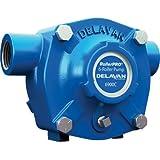 Delavan Cast Iron 6-Roller Pump - 20 GPM, 300 PSI, 1,200 RPM Model# 6900C