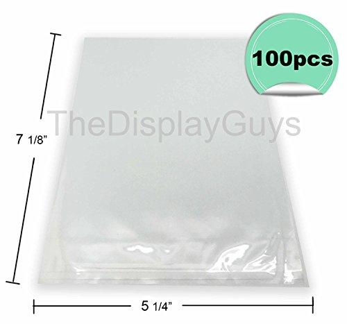 The Display Guys, 100 Pcs 5 ¼