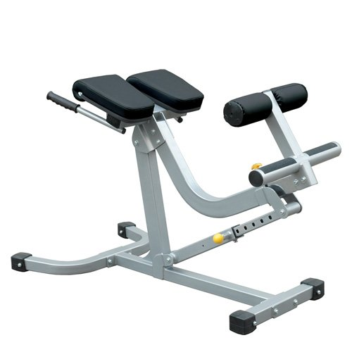 Image of Back/Abdominal Exercise Bench Adjustable Benches