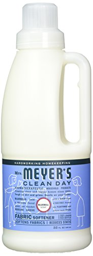 Fabric Softener Case (Mrs Meyers Clean Day Blue Bell Fabric Softener, 32 Ounce -- 6 per case.)