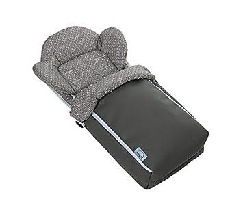 Teutonia, bolsa térmica para silla de ruedas, Beige (weiß-taupe): Amazon.es: Bebé
