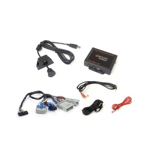PAC iSimple Connect Interface 2003-2012 Select GM Vehicles