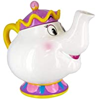 Official Disney Beauty and the Beast Mrs Potts Ceramic Teapot Replica - Boxed