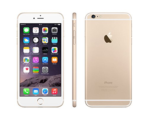 Apple iPhone 6S Plus, AT&T, 128GB - Gold (Refurbished)]()