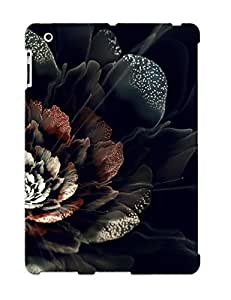 Premium Snap-on Sparkling Fractal Flower Case For Ipad 2/3/4 Series