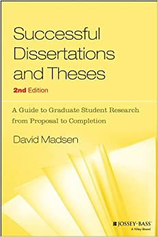 Dissertation selling and buying