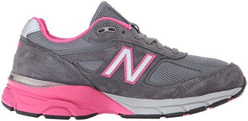 Women's Shoe w990v4 Running Balance Gris Rose New x1wUnFW7