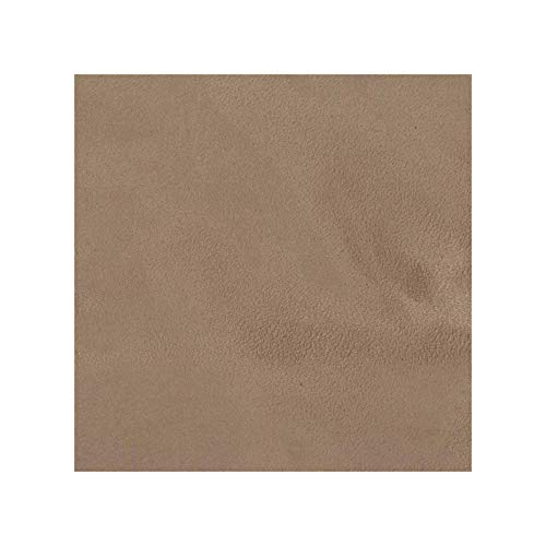 (Mybecca Buckskin Mocha Suede Microsuede Fabric Upholstery Drapery Fabric Upholstery (Passion Suede) (1 Yard))