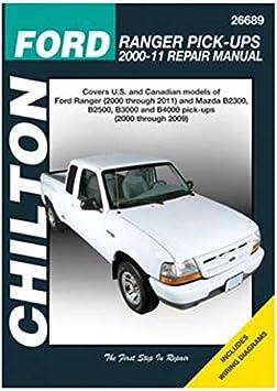 Amazon Com Ford Ranger Pick Ups 00 11 Mazda B Series Pick Ups 00 09 Automotive