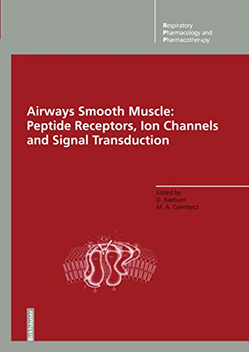 (Airways Smooth Muscle: Peptide Receptors, Ion Channels and Signal Transduction (Respiratory Pharmacology and Pharmacotherapy))