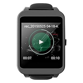 PowerLead Pwah H012 impermeable reloj moda reloj inteligente reloj relojes de pulsera para Android IOS