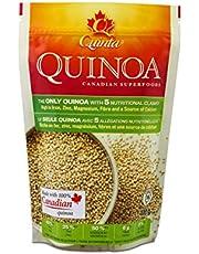 Quinoa Gluten Free, Quinta Quinoa, High Iron Foods, 100% Whole Grain Vegan Foods, Low Carb Foods; Local Quinoa Grain high in Fiber, high in zinc, a Source of Calcium, Kosher (900g)
