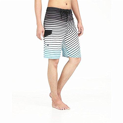 MILANKERR Men's Boardshort Beach Shorts Swim Trunks Casual Shorts
